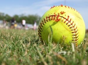 ripped softball